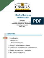 Control Borroso 1- Introduccion Al Control Borroso 20-5-2001