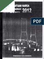 1109_Analisa Harga Satuan Pemkot Surabaya 2012