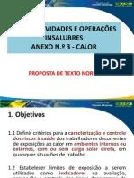ANEXO 3 DA NR 15 Audiencia Publica SP - Apresentação Rose