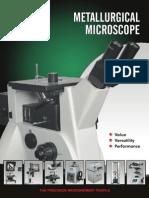 Metallurgcical Microscopes