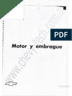 01 - Motor y Embrague