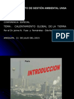1_presentacion Para Inst. de Gestion Ambiental Unsa
