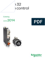 Lexium 32 Motion Control Catalogue 2014