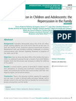 Palliative Sedation in Children and Adolescents