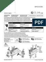 Digital Input 6316260-50DS02