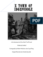 The Town of Bridgepuddle 5e