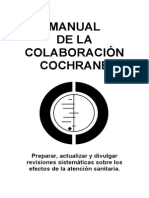 Manual Revisiones Para Estudio Científico