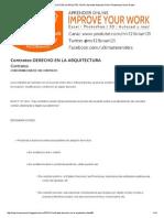 Contratos DERECHO EN LA ARQUITECTURA _ Aprender Autocad _ Revit _ Photoshop _ Excel Gratis!.pdf