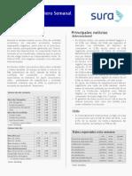 Panorama Financiero 13 Al 20 Abril 2015