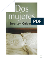 Levi Calderon Sara - Dos Mujeres