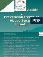 protocolo de acción abuso sexual