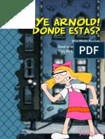 Oye Arnold! Donde Estás? Tomo 2