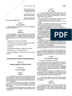 Lei 16:2008- Código direitos de Autor e Direitos Conexos