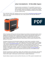 Informazioni Su Marino Caricabatterie - Si Dovrebbe Sapere