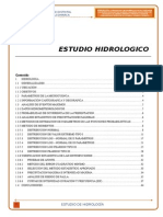 Estudio de Hidrologia (Final)