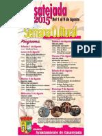 Cartel Semana Cultural 2015 Copy