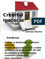 Creditul Ipotecar, CS