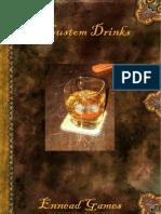 20 Custom Drinks