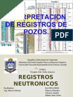 Presentacion Registro de Pozos