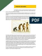 Evolución Del Hombre - Compacto de Información