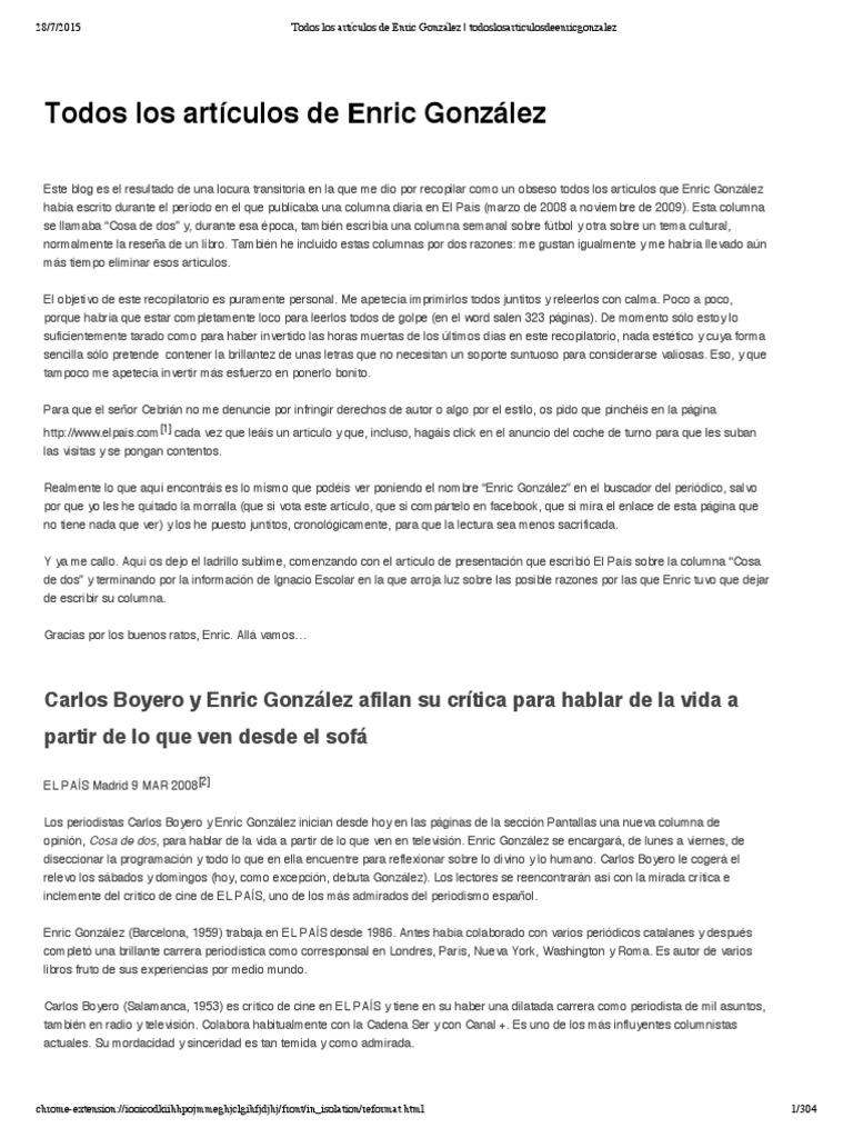 meet 058c1 45eb1 Todos los artículos de Enric González