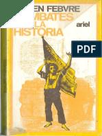 Febvre Lucien - Combates Por La Historia (1953).pdf
