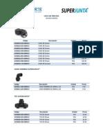 Lista de Precios HDPE 2013-2015