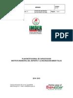 Plan Institucional de Capacitacion_imder_oficio