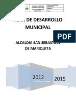 Alcaldía Municipal de Mariquita - 2012 - Plan de desarrollo municipal ¡por un gobierno de resultados! 2012-2015.pdf
