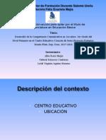 Presentacion Monografico Competencia Comunicacion