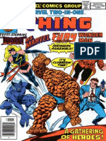 Marvel Two in One 51 Vol 1