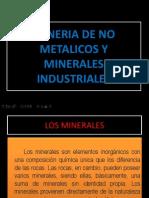 Mineria de No Metalicos