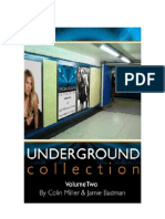 Underground Collection by Jamie Badman & Colin Miller (Vol 2)