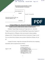 Sprint Communications Company LP v. Vonage Holdings Corp., et al - Document No. 296