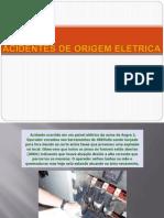 Acidentes de Origem Eletrica