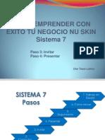 Sistema 7 - Invitar y Presentar