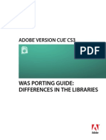 WAS Porting Guide CS3