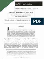 La Historia y Sus Discursos_Jurandir Malerba