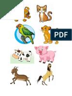 Animales Que Emiten Ruidos