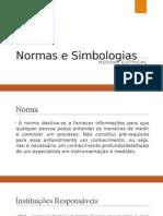 Medidas - Normas e Simbologias