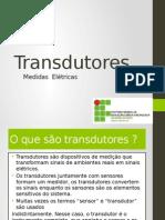 Medidas - Transdutores