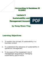 L9 Sustainability MA