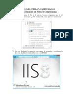 Django en IIS Manual