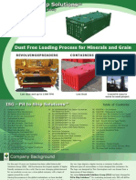 ISG Pit to Ship Bulk Container Brochure 2015