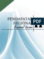 BAB 11 - Pendapatan Regional Jambi (Regional Income)