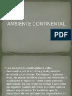 Ambiente Continental