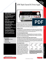2231A PowerSupply DataSheet