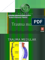 Trauma Medular