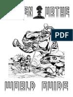 Broken Urthe World Guide