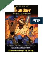 World of Thundarr Complete